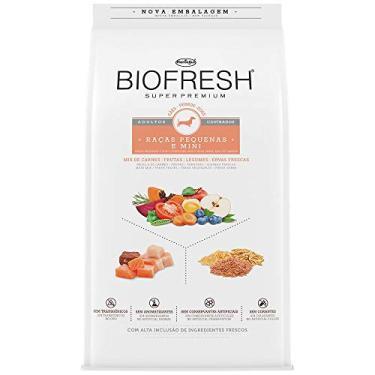 Ração Biofresh Castrados Raças Pequenas e Minis 10,1kg