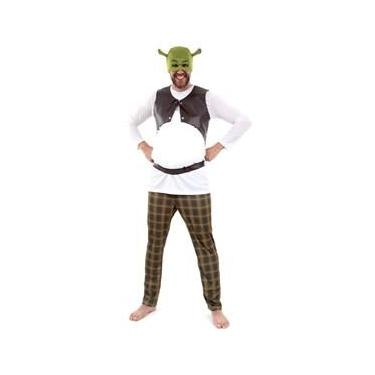 Fantasia Shrek Adulto