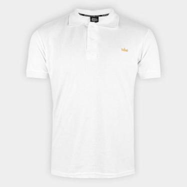 Camisa Polo Santos King Masculina - Meltex