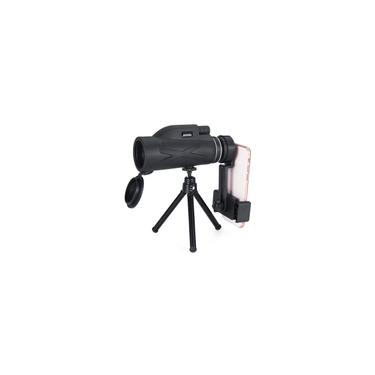 80x100 Ampliação Portátil Monocular Telescópio Potente Binóculos Zoom Grande Telescópio Portátil Militar HD Caça Profissional