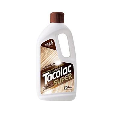 Cera Líquida Autobrilho Tacolac Super 500ml