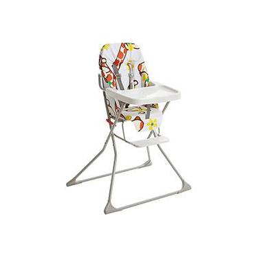 dbc82df72d Cadeira para Refeição Alta Standard Girafas - Galzerano
