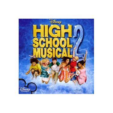 CD High School Musical 2