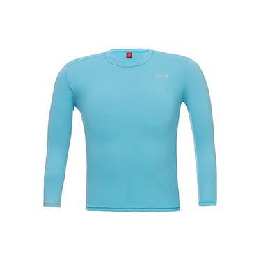 Imagem de Camiseta Ion UV ML Kids Azul Claro - Solo