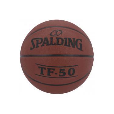 Bola de Basquete Spalding TF-50 - Tamanho 7 - LARANJA ESCURO Spalding baff1d3e958ab