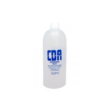 Álcool Isopropílico Isopropanol CDA Garrafa 1 Litro