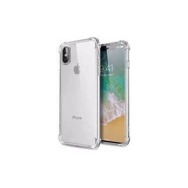 Capa Capinha Case Anti Shock Transparente Apple Iphone X
