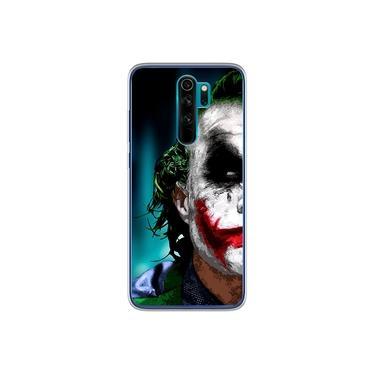 Capa para Xiaomi Redmi Note 8 Pro - Batman | Joker
