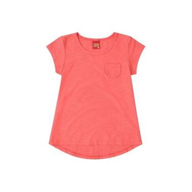 Camiseta Laranja