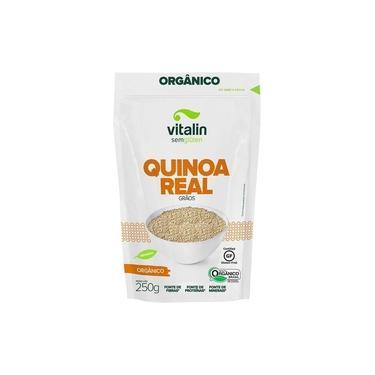 Quinoa Real Grãos Orgânica Vitalin 250G