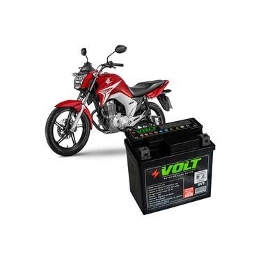 Bateria Moto Cg 150 Volt Selada 5Ah 12v
