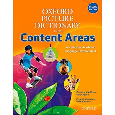 Oxford Picture Dictionary - For The Content Areas - Editora Oxford - 9780194525008
