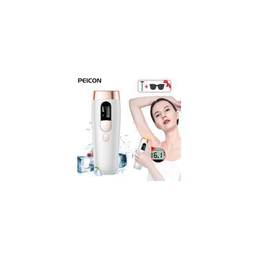 Imagem de Depilação a Laser ipl Para Mulheres Bikini Corpo Facial Cabelo Rosto Remover Devices indolor permanant ipl Laser Depilador Máquina