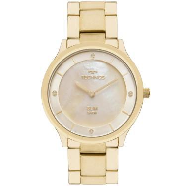Relógio de Pulso Feminino Technos   Joalheria   Comparar preço de ... c8307348a6