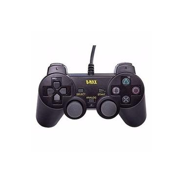 Controle PlayStation 2 Ps2 Ps1 com Fio Analogic