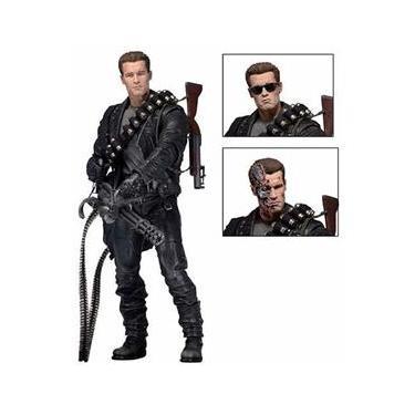 Imagem de T-800 - Terminator 2 Judgment Day ( Exterminador do Futuro 2 Dia do Julgamento ) - NECA