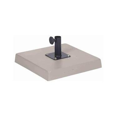 Base Ombrelone Central Prime/ Leblon Concreto 49x49 cm - 43809 Sun House