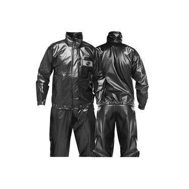 Capa de Chuva para Motoqueiro conjunto Jaqueta e Calça
