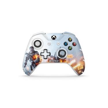 Skin Adesivo para Xbox One Slim X Controle - Battlefield 4
