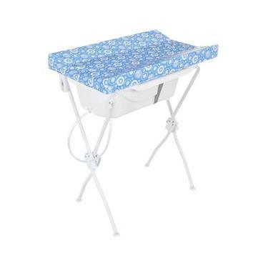 Banheira Tutti Baby Floripa - Azul Essencial
