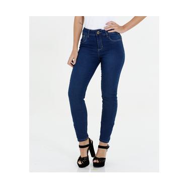 Calça Feminina Jeans Skinny Sawary 61c549e5a1f7b