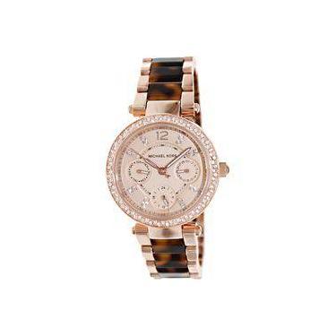 e819795f3c31f Relógio Feminino Michael Kors - Modelo MK5841 A prova d  água
