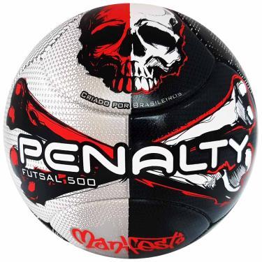 Bola de Futsal Penalty Oficial 500 Ultra Fusion Manifesto 1026832 e14de5e25171d