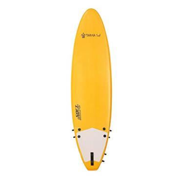 Prancha de surf Softboard Taruga Surf - Amarelo - 6.0