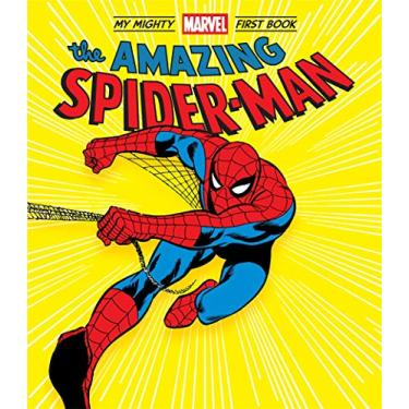 The Amazing Spider-Man: My Mighty Marvel First Book