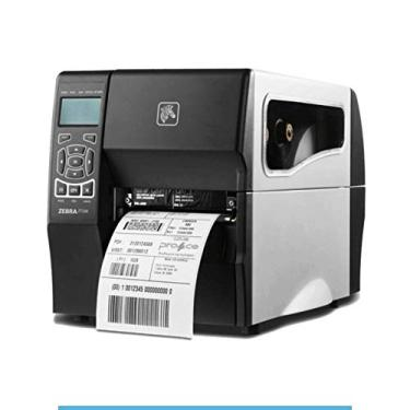 Impressora Térmica Etiquetas Zebra Zt230 Usb Serial Ethernet
