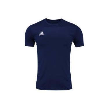 14b672c7724 Camiseta adidas Core 18 - Masculina - AZUL ESCURO adidas