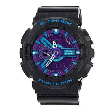 ab93ba5d5 Relógio Casio G-Shock Anadigi Masculino GA-110HC-1A