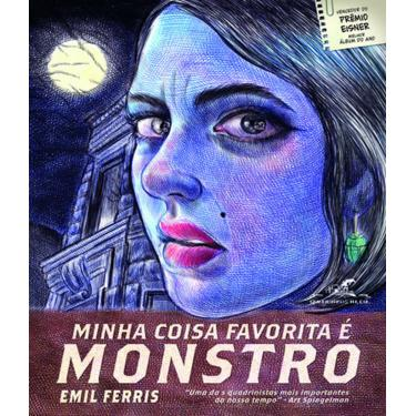 Minha coisa favorita é monstro - Livro 1 - Emil Ferris - 9788535931747