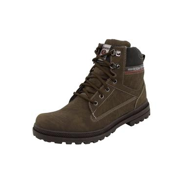 Bota Masculina Casual Chocolate Rossanfort - 2057