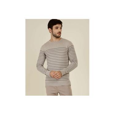 Suéter Masculino Listrado MR