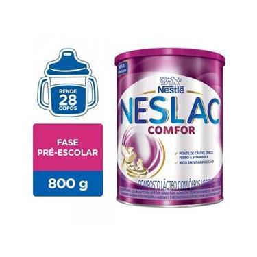 Imagem de Composto Lácteo Neslac Comfor 800g Neslac