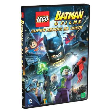 Imagem de Lego Batman: O Filme - Super-Heróis Se Unem