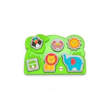 Imagem de Fisher-price Quebra-cabeça Animais Da Selva - Mattel