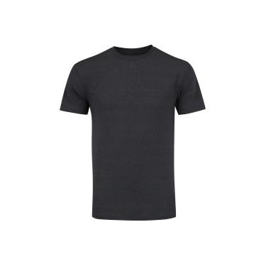 6317c8e68a Camiseta Oxer Básica Mescla - Masculina - CINZA ESCURO Oxer