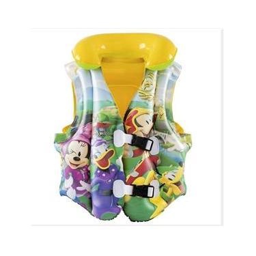 Imagem de Colete Inflável Infantil Disney Mickey Bestway