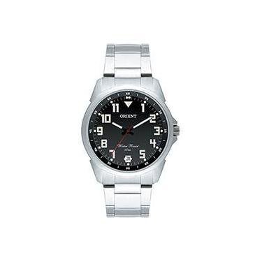 2273038de50 Relógio Masculino Orient Analógico Esportivo MBSS1154A P2SX