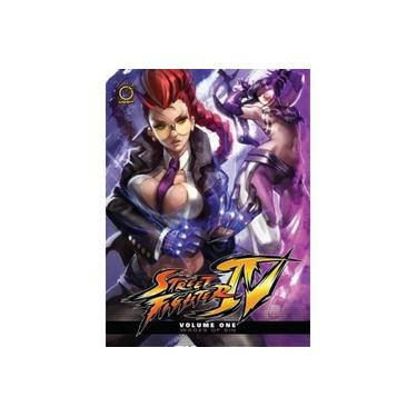 Street Fighter IV: Volume 1: Street Fighter IV Volume 1: Wages of Sin Wages of Sin