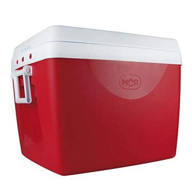 Caixa Térmica 75 Litros Mor Vermelha