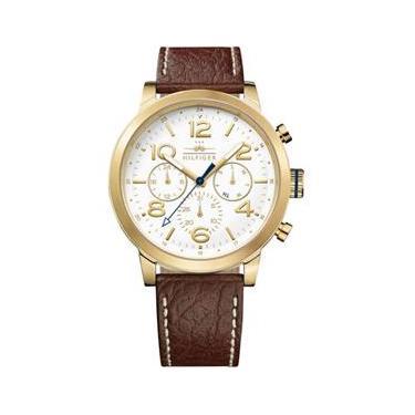 11e53301b99 Relógio Masculino Tommy Hilfiger Modelo 1791231 Pulseira em Couro