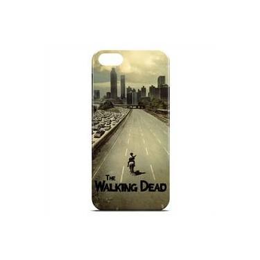 Capa Para Iphone 5 E 5s De Plástico - The Walking Dead   Atlanta