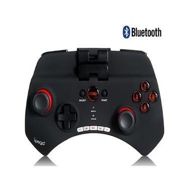 Controle Bluetooth IPEGA PG-9025 recarregável Multimedia com telescópica suporte para iPod iPhone iPad Android jogos para PC - preto