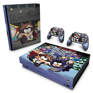 Skin Adesivo para Xbox One X - South Park: The Fractured But Whole
