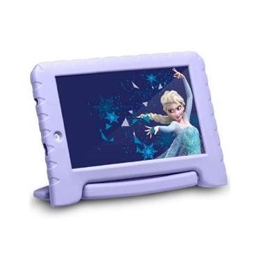 Imagem de Multilaser Tablet Infantil Frozen Plus 7 Polegadas 16Gb Nb31