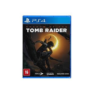 Shadow Of The Tomb Raider - Jogo PS4 (Dublado em Português)