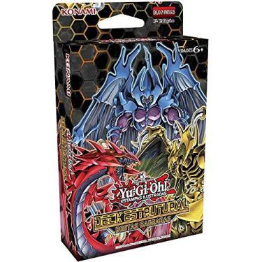 Imagem de Deck Estrutural Yu-Gi-Oh! Bestas Sagradas Konami Cards Cartas Suika